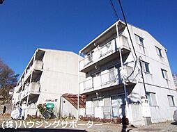 東京都八王子市元八王子町3丁目の賃貸マンションの外観