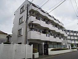 ハイタウン大倉山No.3[4階]の外観