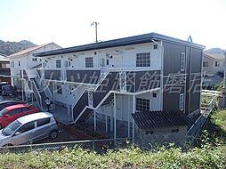 サンシティ兼田[1階]の外観