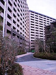 ヨコハマオールパークス四街区[5階]の外観