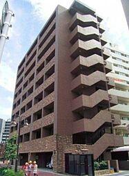 東京都中野区東中野2丁目の賃貸マンションの外観