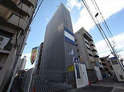 愛知県名古屋市北区志賀本通2丁目の賃貸マンションの外観