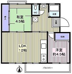 【敷金礼金0円!】藤の台団地