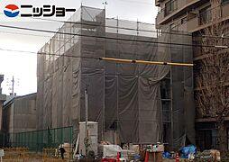 ファミリーステージ高畑[3階]の外観