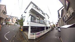 大阪府東大阪市客坊町の賃貸マンションの外観