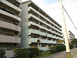 URアーバンラフレ小幡3号棟[6階]の外観