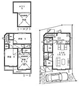 建物面積:78.66平米、建物価格:945万円税込