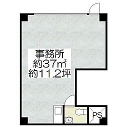 コミュニティー藤森[1階]の間取り