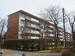 村上団地1街区9号棟[5階]の外観