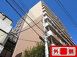 プレールドゥーク文京本駒込[701号室]の外観