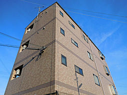 大阪府門真市浜町の賃貸マンションの外観