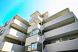 グランドール東寺尾[4階]の外観