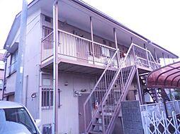 せきやま荘[202号室]の外観