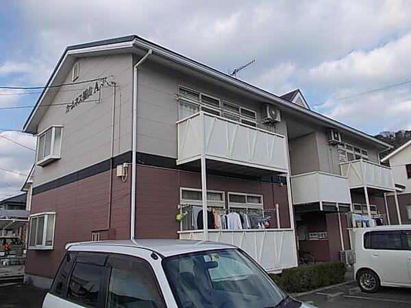 カームネス福山A 2階の賃貸【広島県 / 福山市】