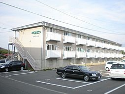 ヴィラージュ飯田N[1階]の外観