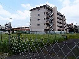 野崎マンション[1階]の外観
