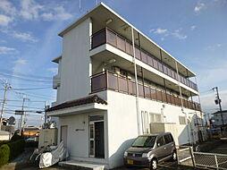 兵庫県伊丹市北園2丁目の賃貸マンションの外観