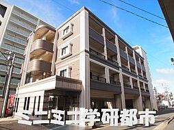 福岡県福岡市西区西都1の賃貸マンションの外観