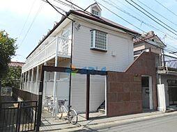 パンシオン鶴見[203号室]の外観
