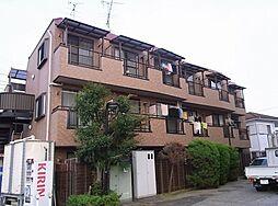 千葉県流山市向小金2丁目の賃貸マンションの外観