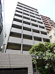 プラトー東心斎橋[2階]の外観