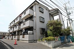 埼玉県川口市大字安行北谷の賃貸アパートの外観