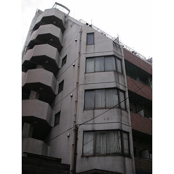アストラル北新宿[0305号室]の外観