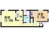 間取り,1LDK,面積49.42m2,賃料5.5万円,バス 函館バス北大裏下車 徒歩3分,,北海道函館市亀田港町58-10