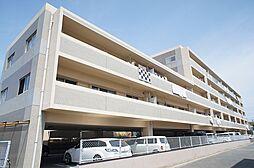 三苫ハイツ2号館[5階]の外観