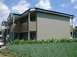 愛知県岩倉市神野町川添の賃貸アパートの外観