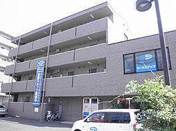 滋賀県草津市野路4丁目の賃貸マンションの外観