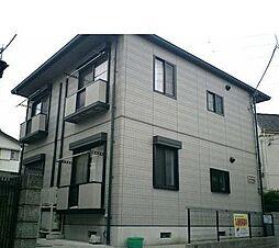 埼玉県和光市下新倉1丁目の賃貸アパートの外観