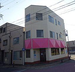 横田ビル[2号室]の外観
