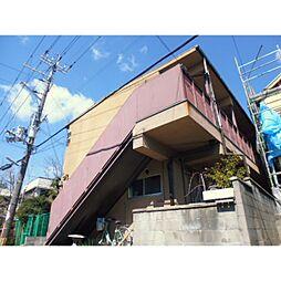 大阪府枚方市香里園町の賃貸マンションの外観