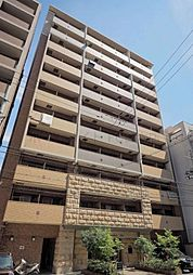 プレサンス上町台東平[6階]の外観