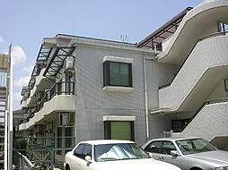 サニーオムロ[3階]の外観
