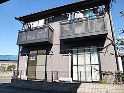 岡山県倉敷市日ノ出町1丁目の賃貸アパートの外観