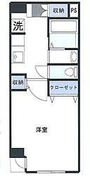 ADDRESS YOKOHAMA[103号室]の間取り