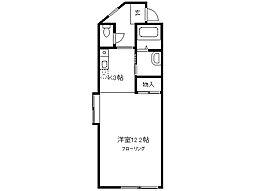 EM・Healthy Villa 松本台イースト[1階]の間取り