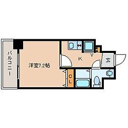 アソシアグロッツォ博多セントラルタワー[9階]の間取り