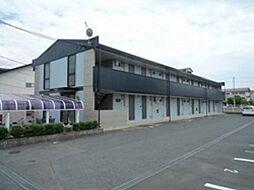 アイボリーハイツ C棟[1階]の外観