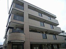 シャン・ド・フルール岸和田[3階]の外観