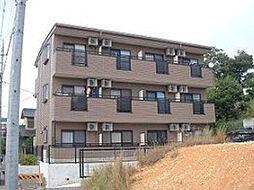 愛知県名古屋市緑区桶狭間南の賃貸マンションの外観