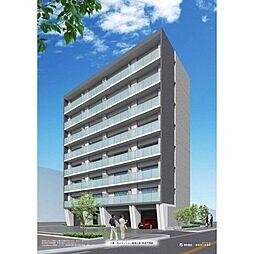 大阪府八尾市宮町1丁目の賃貸マンションの外観