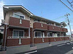 千葉県松戸市五香西1丁目の賃貸アパートの外観