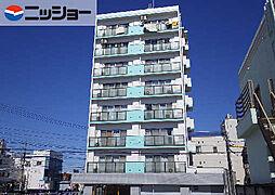 加福本通ビル[4階]の外観