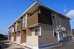 香川県さぬき市長尾東の賃貸アパートの外観