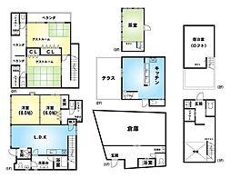東福寺駅 6,000万円