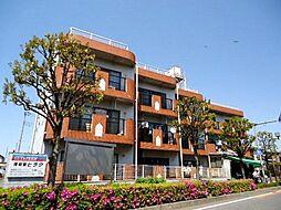 平田マンション[306号室]の外観