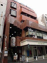 広島県広島市中区袋町の賃貸マンションの外観